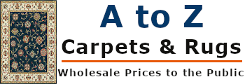 A to Z Carpets & Rugs Logo